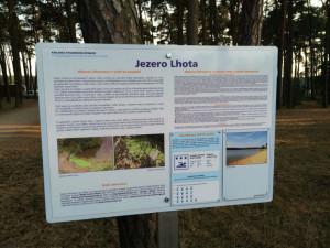 jezero lhota informace